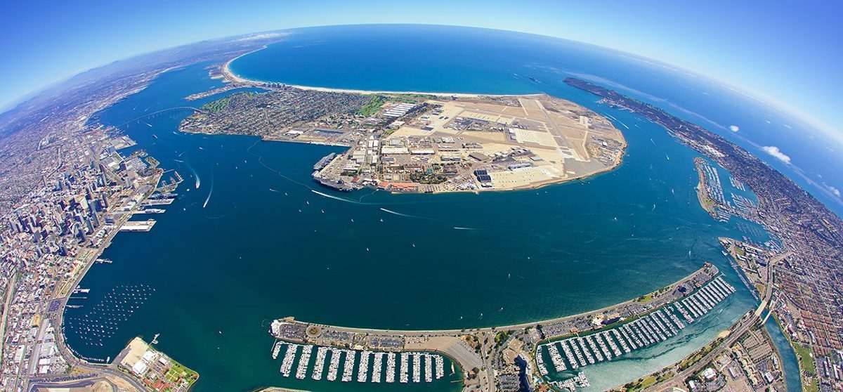 Port Of San Diego S Integrated Planning Vision Wins