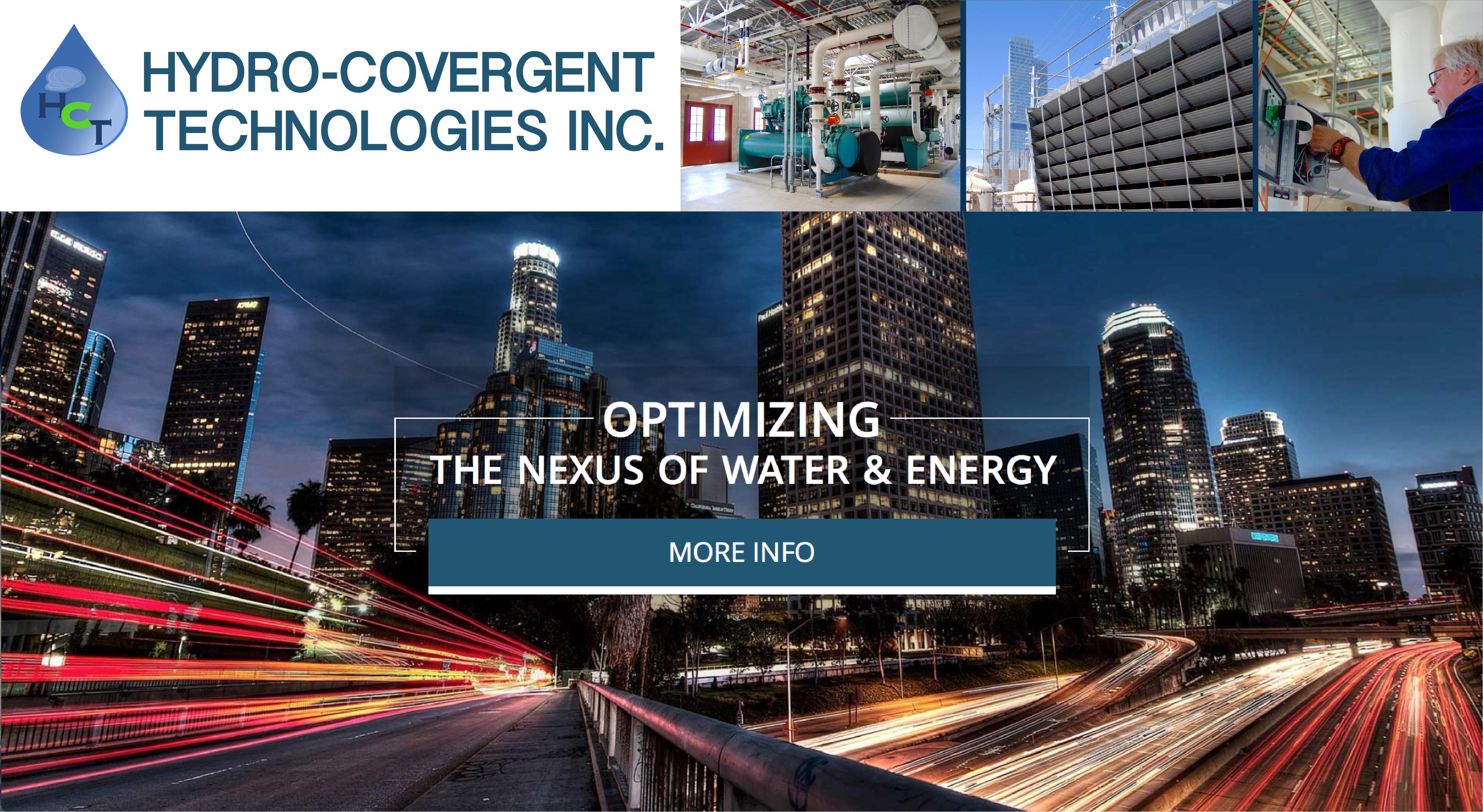 Hydro Convergent Technologies Inc Cleantech San Diego