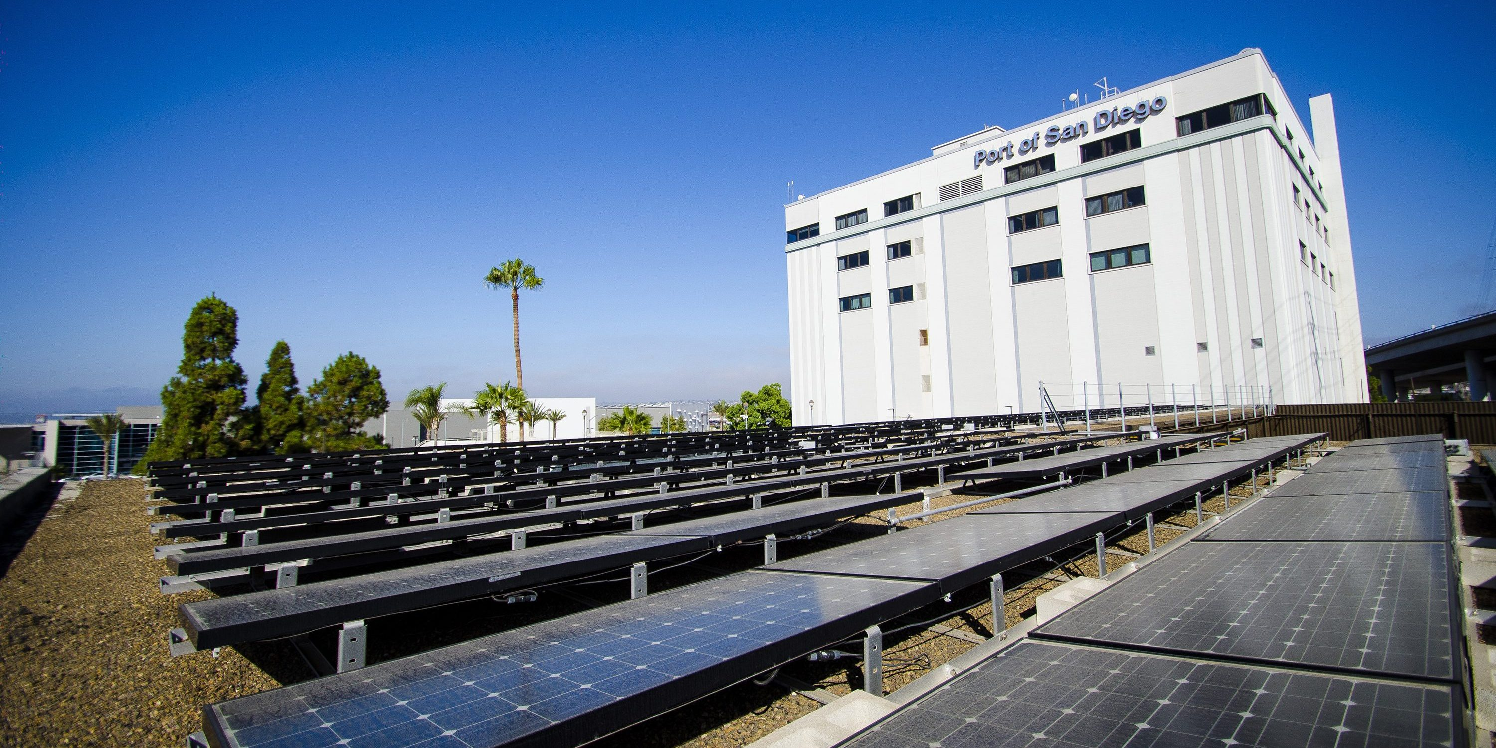 Sdg Amp E And Port Of San Diego Partner On Energy Management
